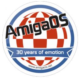 30 years sticker