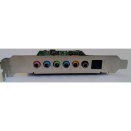Envy24HT PCIe audio card