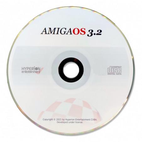 Amiga OS3.2 Classic