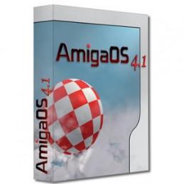 AmigaOS 4.1 FE for Pegasos2