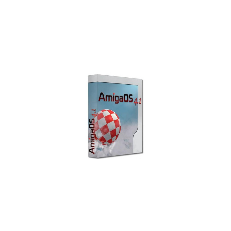 AmigaOS 4.1 FE for AmigaOne