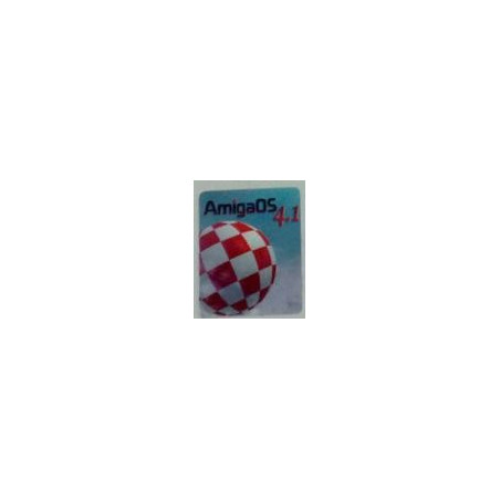 OS4.1 sticker, SD card sized