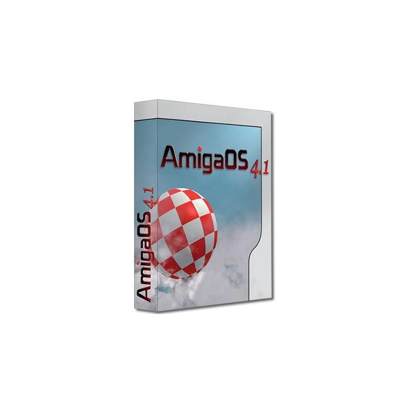 AmigaOS 4.1 for Sam boards